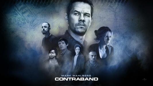 Contraband 2012电影壁纸