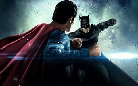 蝙蝠侠v超人:黎明的正义2016年壁纸