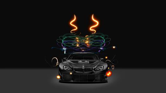 宝马M6 Gran Coupe hdsimilar汽车壁纸壁纸