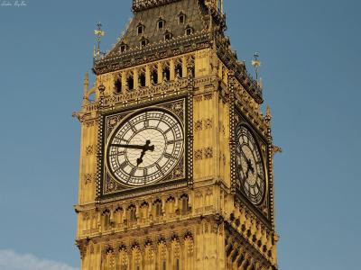 伦敦 - 大本钟壁纸