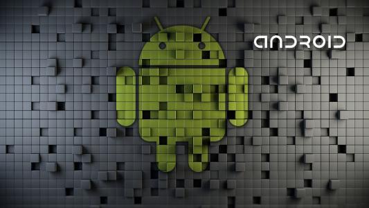 Android徽标壁纸