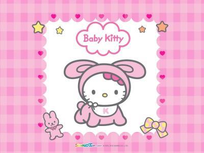 Hello Kitty照片下载壁纸