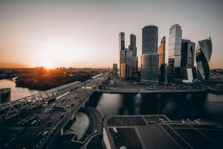 莫斯科太阳城壁纸
