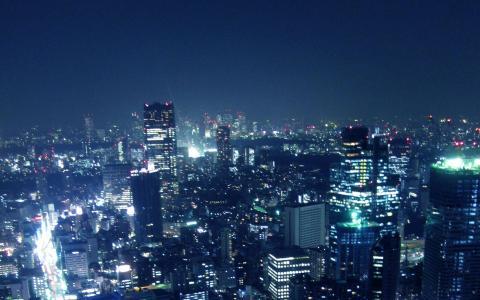 东京电脑壁纸图片