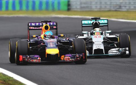 F1赛车手塞巴斯蒂安·维特尔(Sebastian Vettel)