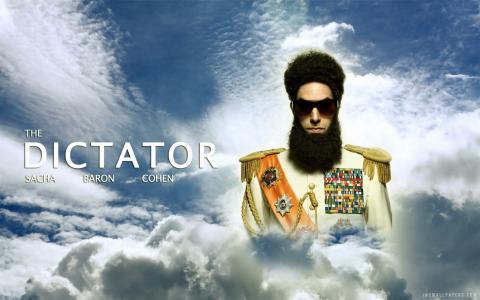 独裁者2012电影壁纸