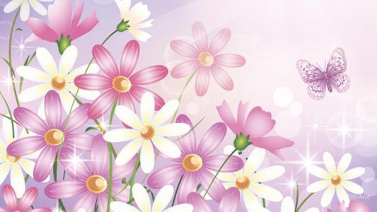 更多春天野花壁纸