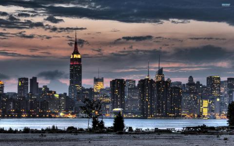 纽约纽约!壁纸