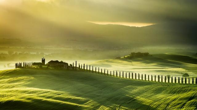 唯美自然风景图片壁纸