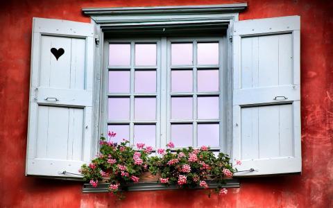 爱窗口壁纸