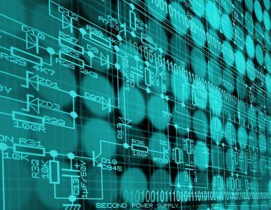 计算机病毒危险黑客黑客互联网黑色宽壁纸