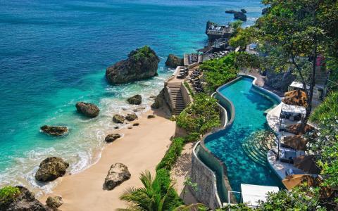 印度尼西亚旅游风景