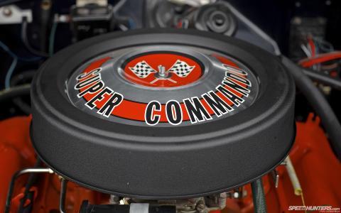 超级突击队Airbox宏引擎经典汽车经典高清壁纸