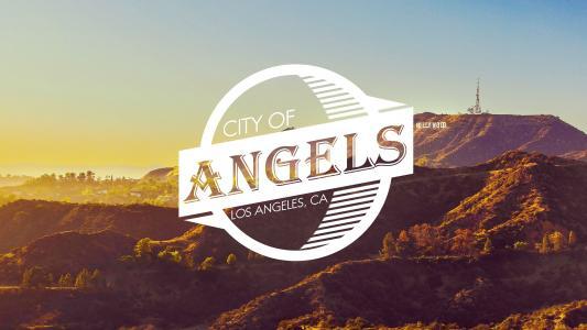 洛杉矶山好莱坞洛杉矶高清壁纸