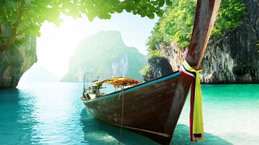 斯米兰群岛泰国壁纸