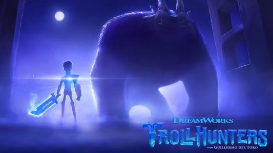 Trollhunters动画电影壁纸