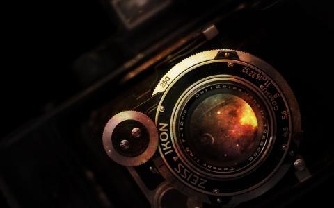 老相机高库存照片免费壁纸