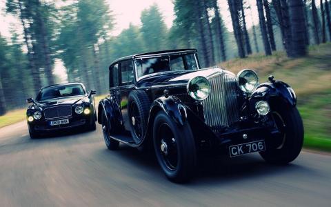 经典现代汽车壁纸