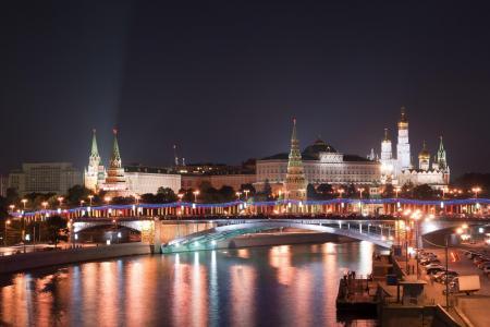 ***莫斯科 - 克里姆林宫***壁纸
