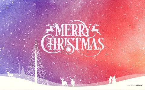 圣诞快乐2016壁纸