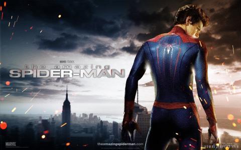 2012惊人的蜘蛛侠电影壁纸