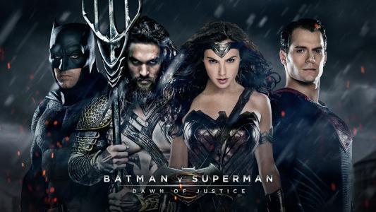 蝙蝠侠v超人:正义黎明,电影2016壁纸