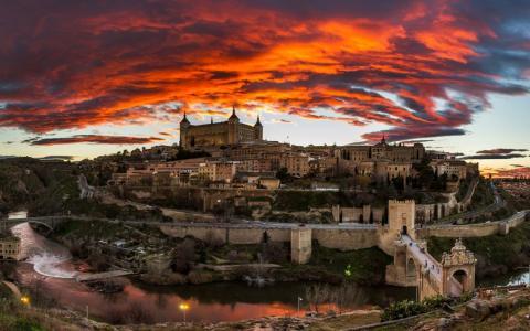 托莱多西班牙壁纸