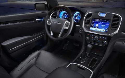 2011克莱斯勒300 interiorrelated汽车壁纸壁纸