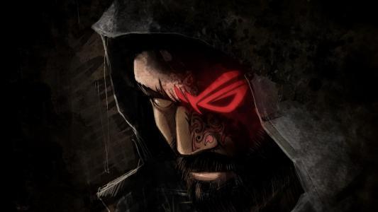 黑暗刺客壁纸