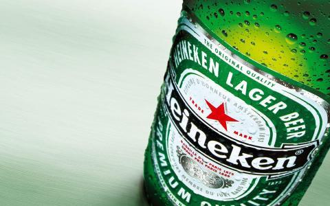 喜力啤酒壁纸