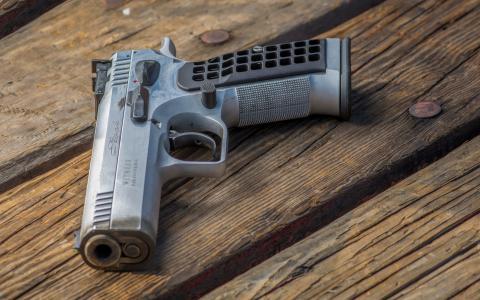 手枪,武器,板壁纸