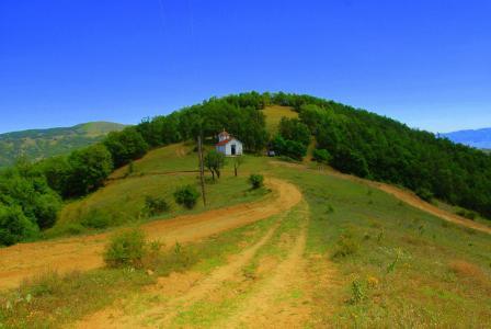 马其顿农村夏季壁纸