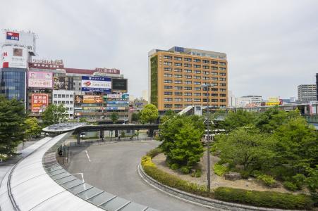 JR岐阜站的免费图片素材