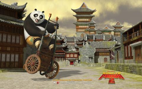 熊猫,功夫熊猫2,梦幻,功夫熊猫2,2011
