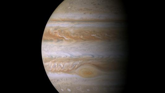 木星宽屏高清壁纸