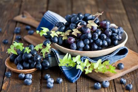 葡萄,浆果