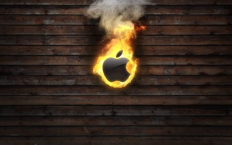 燃烧,壁纸