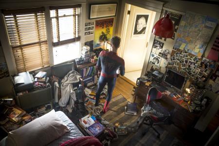 新的蜘蛛侠2,惊人的蜘蛛侠2