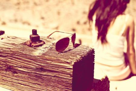 夏天,风格,自由,阳光