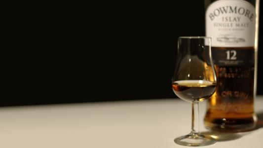 苏格兰威士忌,单一麦芽,Bowmore