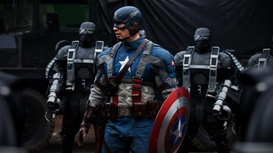 第一复仇者,美国队长:第一复仇者,克里斯埃文斯,克里斯埃文斯