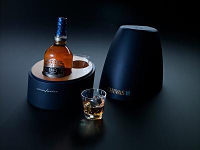 威士忌,瓶
