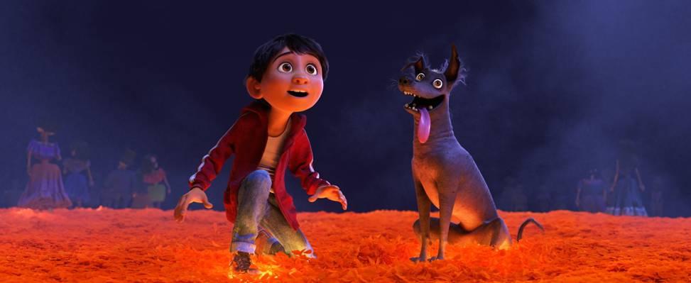 美国,可可,狗,动画电影,男孩,梦想家,动画电影,墨西哥