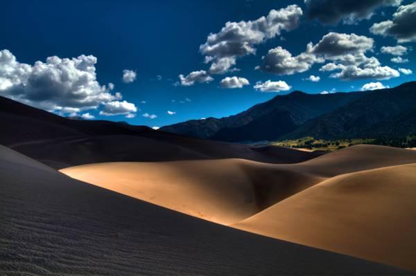 沙漠景观高清壁纸