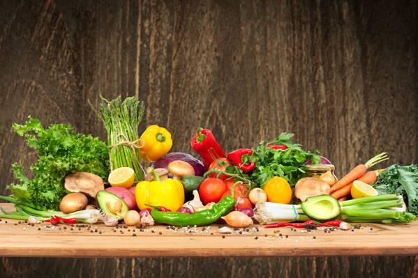 壁纸弓,蘑菇,香料,蘑菇,西红柿,胡萝卜,辣椒,蔬菜,胡萝卜,西红柿,胡椒,蔬菜