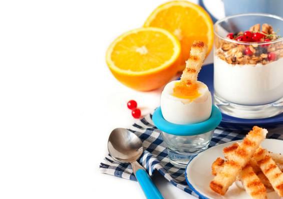 牛奶,食品,牛奶,麦片,格兰诺拉麦片,酸奶,橙,橙,早餐,酸奶,食品,早餐