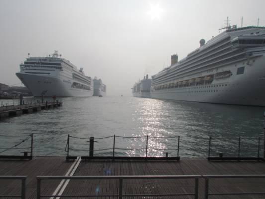 海,水,船,衬里,港口