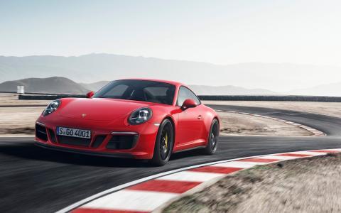 2017保时捷911 GTS Carrera GTS
