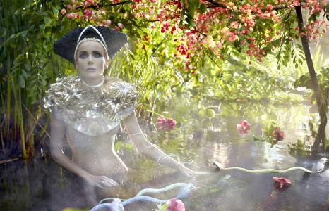 达芙妮吉尼斯,顶级时装模特,模特(水平)