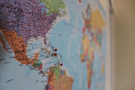 地图, 世界, pin, 旅行, 旅程, 全球, 国际